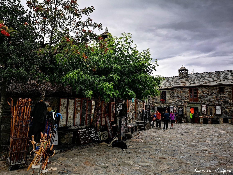O Cebreiro - Camino de Santiago