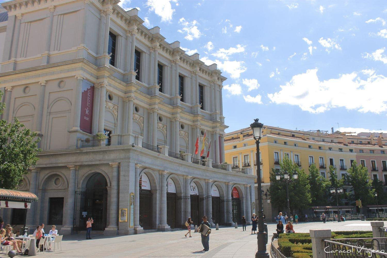 Teatro - Madrid en 3 días