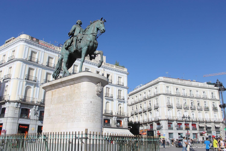Madrid en 3 días: Puerta del Sol