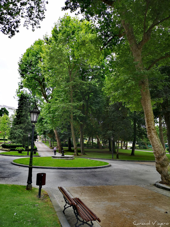 Oviedo parque