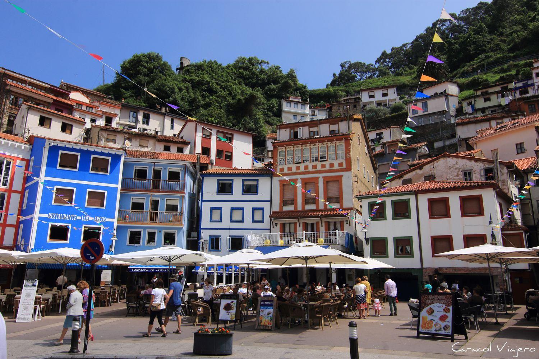 Cinque Terre en Cudillero - Pueblos costeros de Asturias