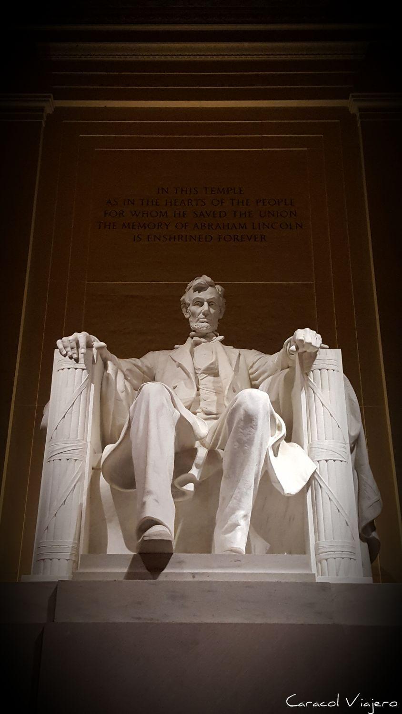 Washington Memorial Lincoln