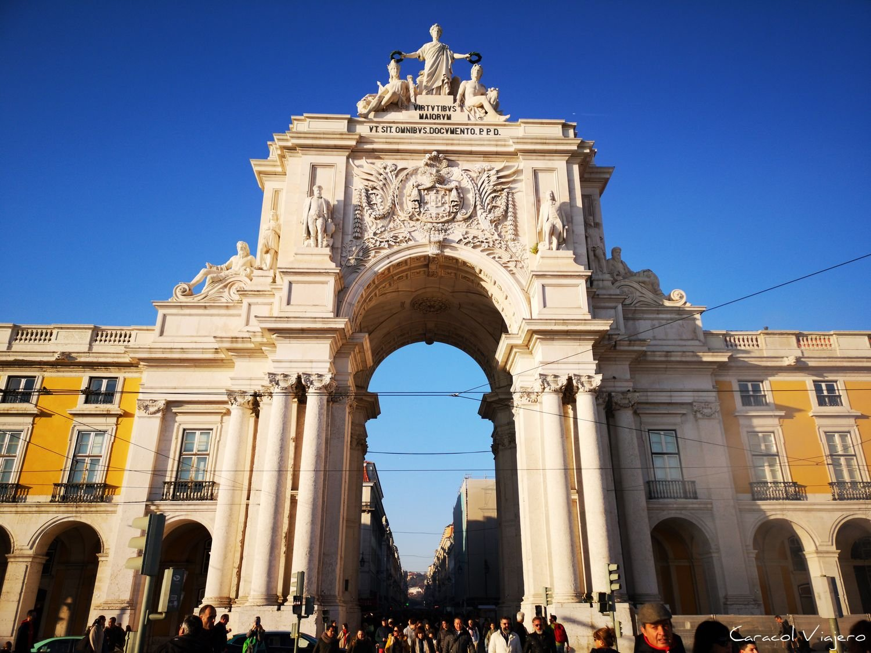 Arco triunfo Lisboa