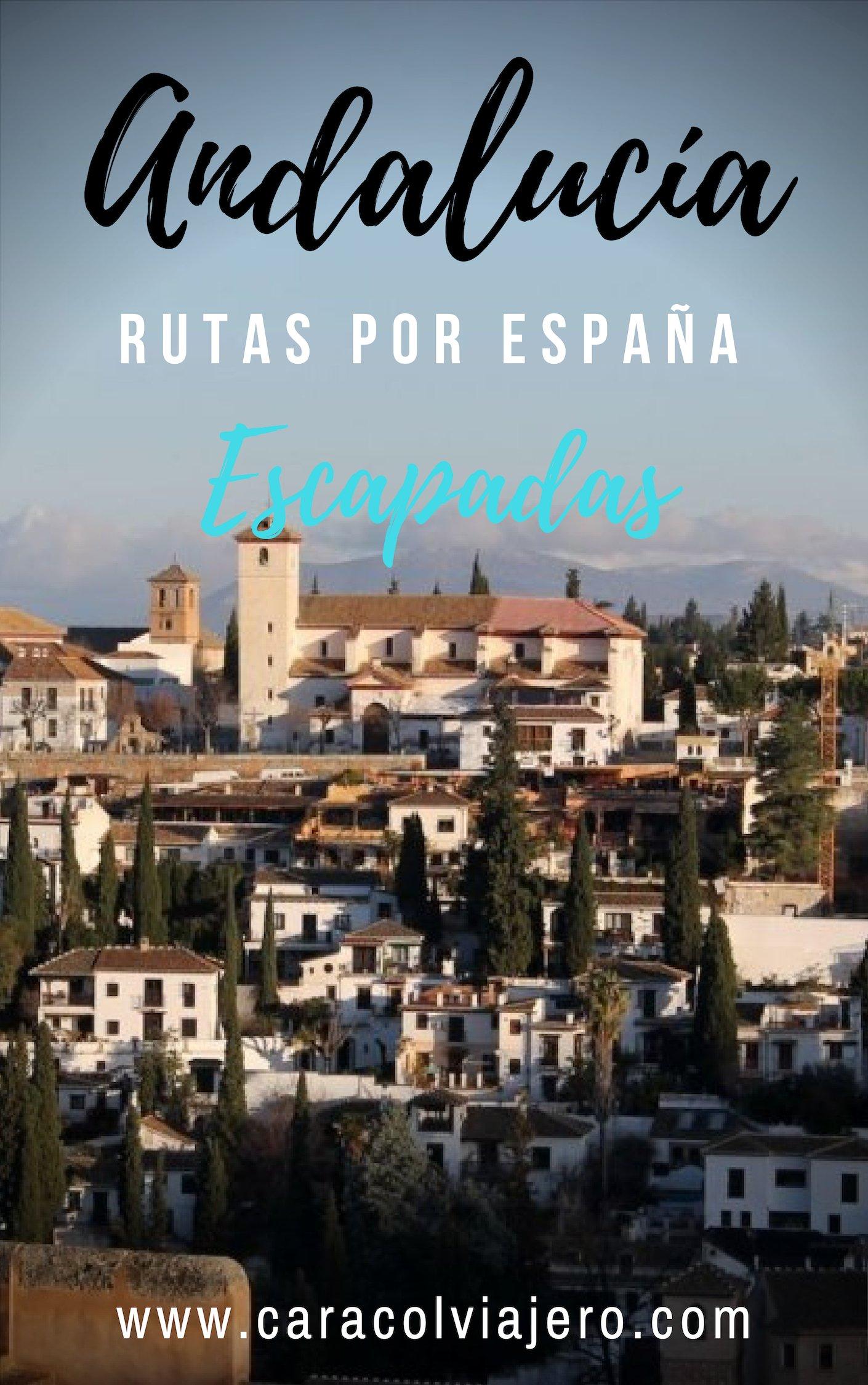 escapadas tres dias por espana
