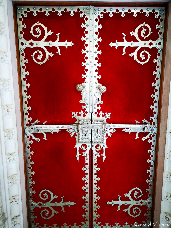 Puerta roja Sintra