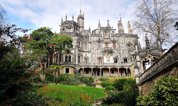 ¿Qué visitar en Sintra? Palacio Quinta da Regaleira