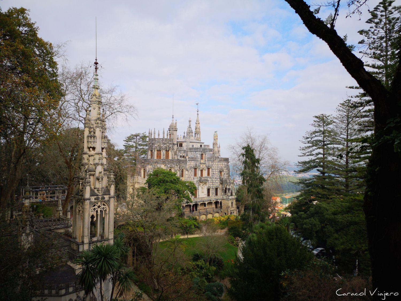 Palacio Quinta da Regaleira - qué visitar en Sintra