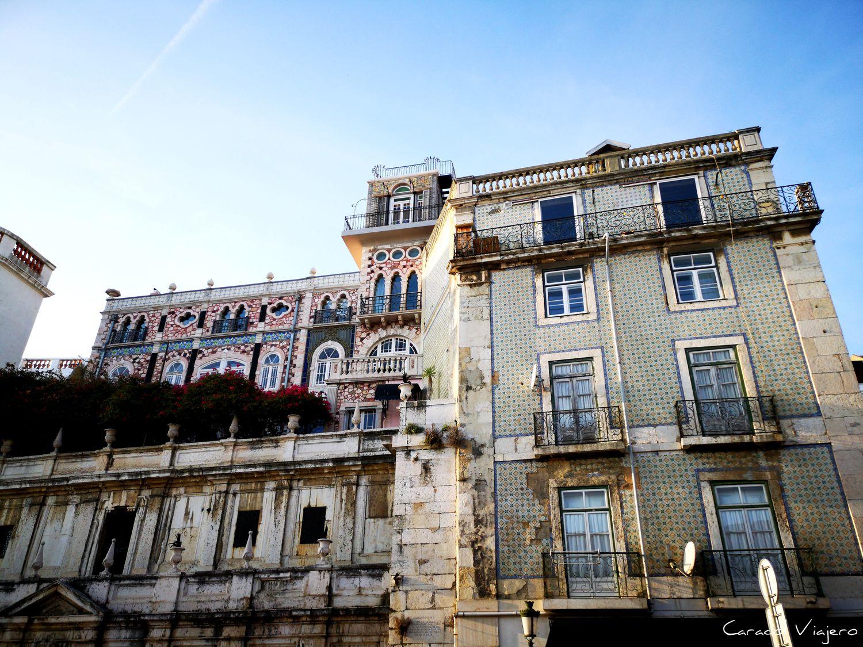 Chafariz en Lisboa