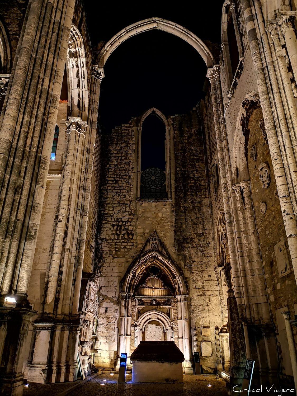 Carmo en Lisboa convento