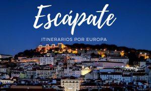 ¡Escapadas por Europa de 3 días a 7 días!