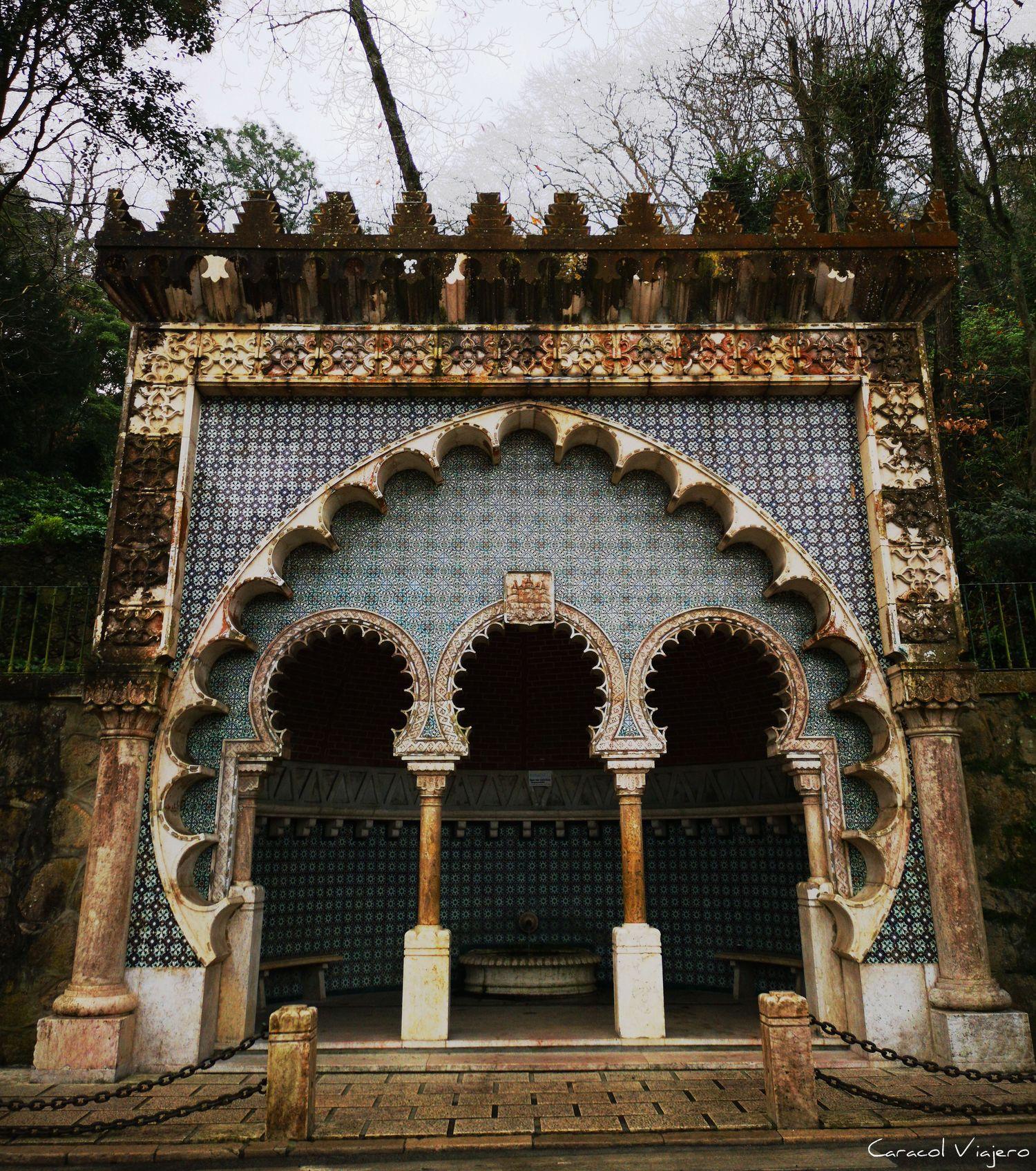 La fuente árabe de Sintra