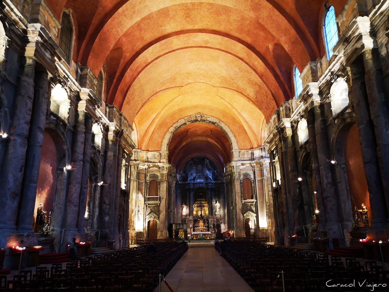 Igreja de Sao Domingos Lisboa