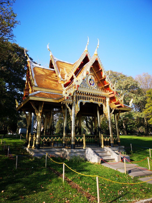 Tailandia en Belém