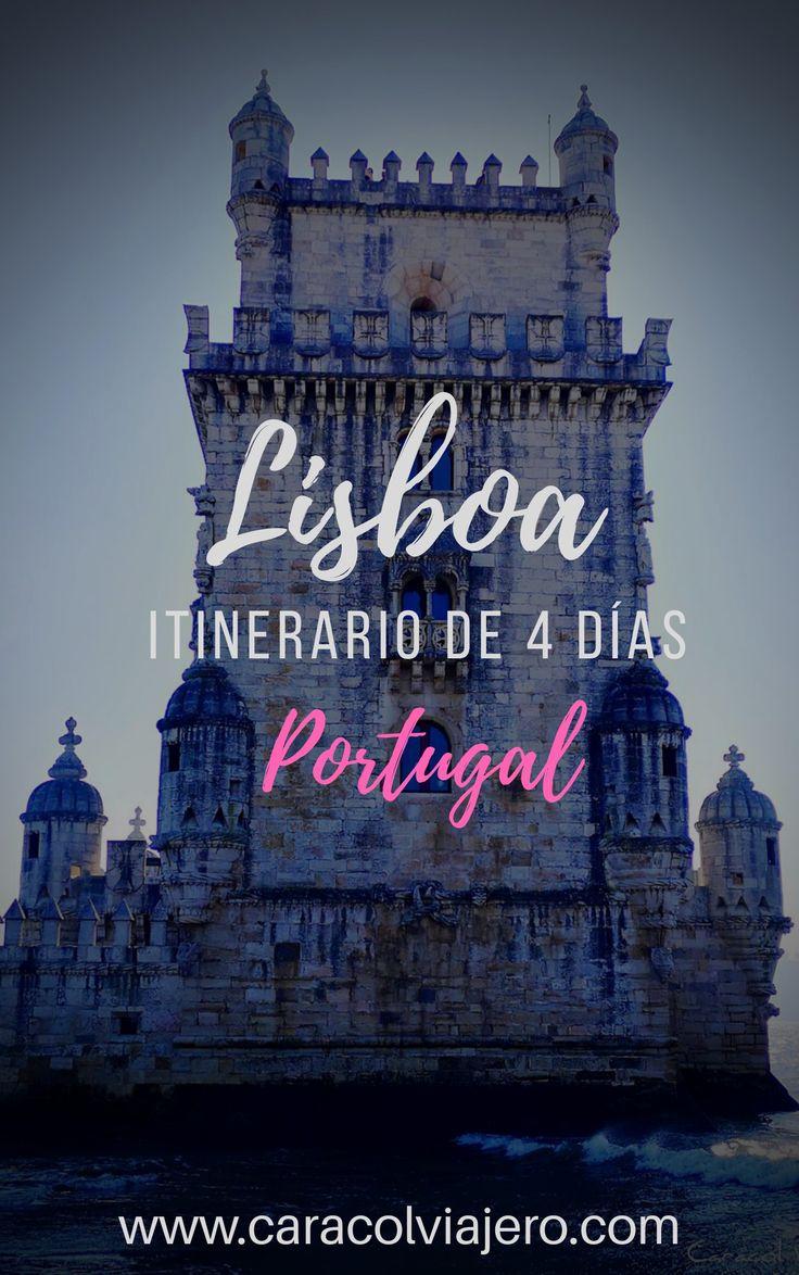 Escapadas por Europa: Lisboa y Sintra