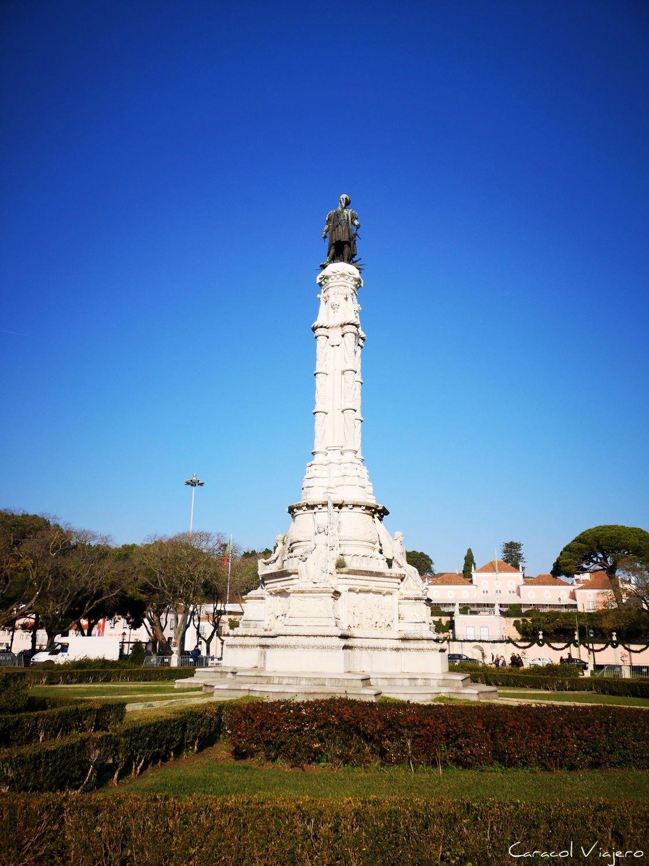 Monumento jardin albuquerque