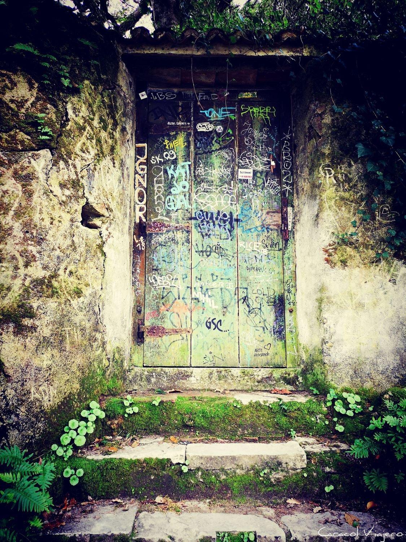 Puertas en Regaleira