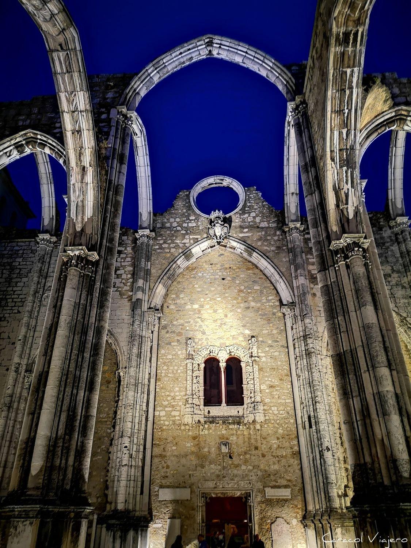 Ruinas iglesia Carmen