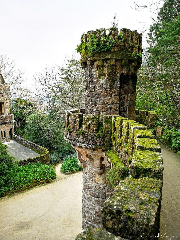 Torreta en Quinta da Regaleira