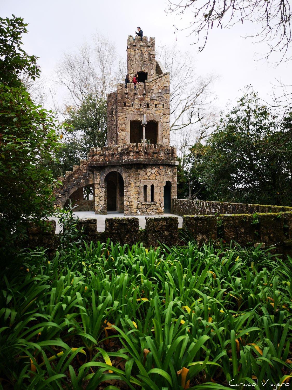 Quinta da Regaleira - Zigurate