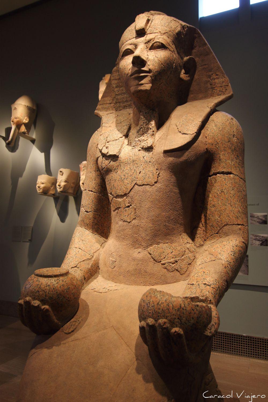 MET Museo NYC - Faraón