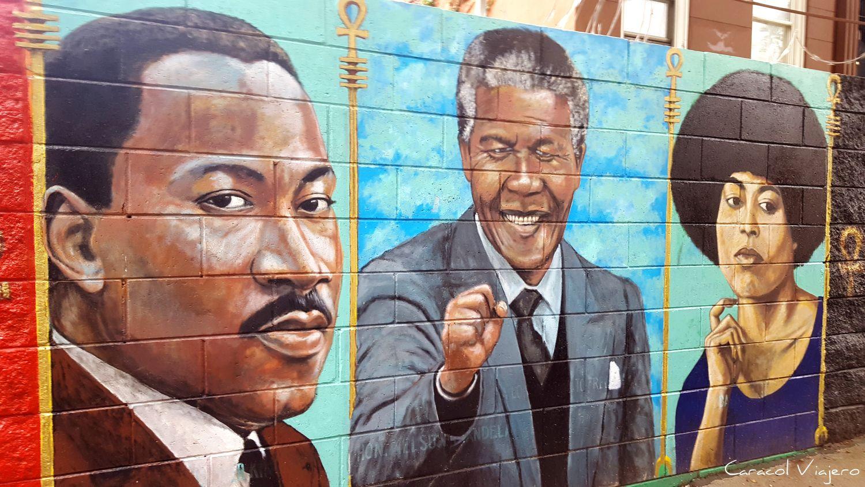 Arte callejero en Brooklyn