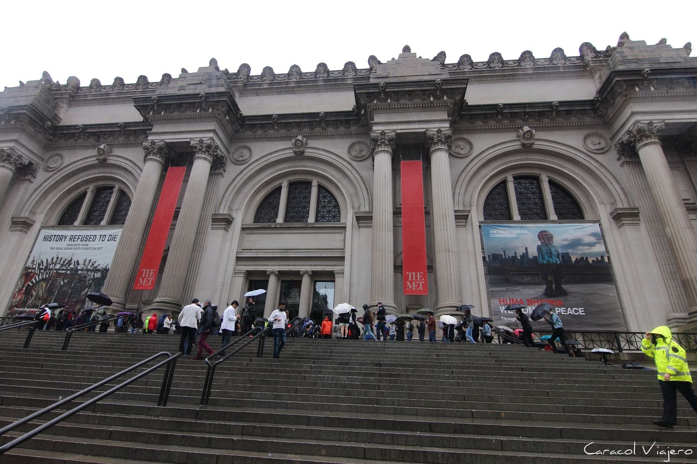 Museo de Arte Metropolitano: planes en Nueva York con mal tiempo