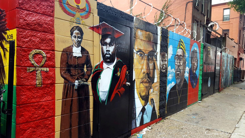 Murales en Brooklyen