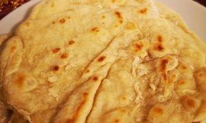 Pan árabe: un rapidísimo pan en sartén
