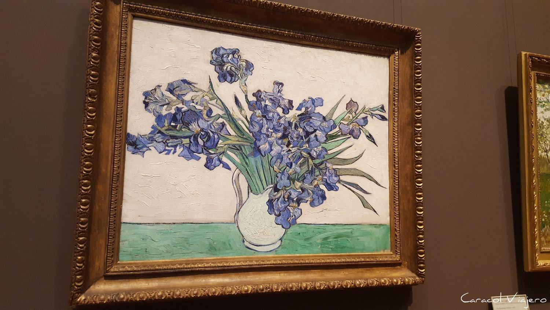 Van Gogh en MET