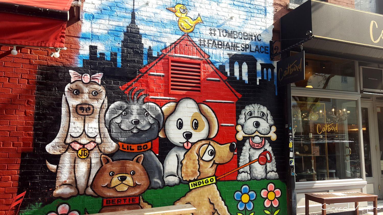 Arte urban Nueva York