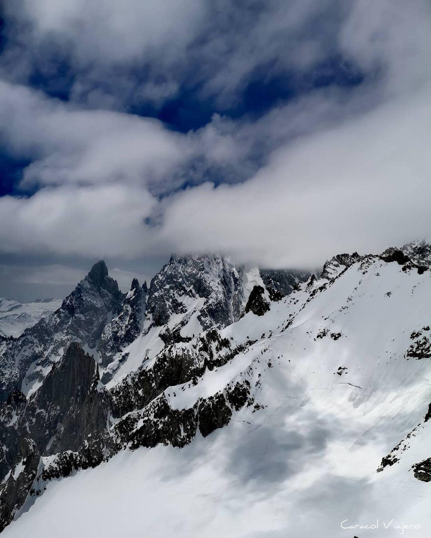 Alpes - Aiguilles de Chamonix