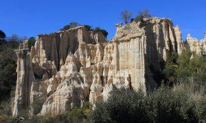 Les Orgues d'Ille sur Têt: la Capadocia francesa