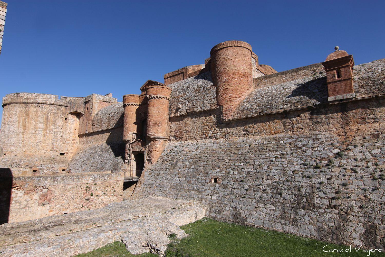 Castillo-fortaleza-Salses