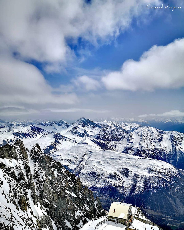 Monte Rosa - Alpes