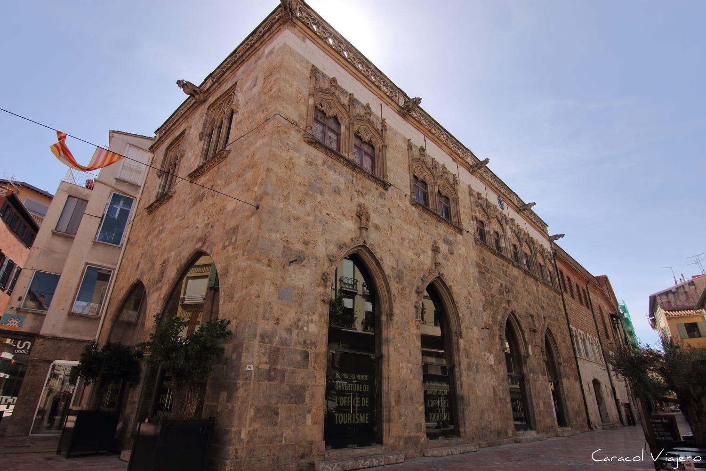 Qué ver en Perpignan: Lonja-de-perpignan