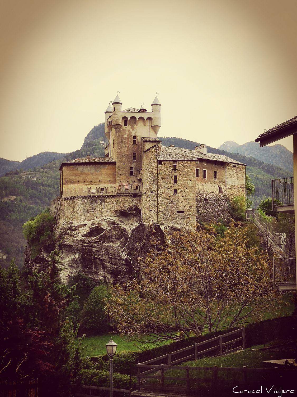 Chatelard Saint Pierre Valdaosta - castillos valle de Aosta