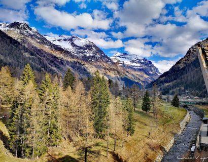 Alpes italianos: ruta por el valle de Aosta
