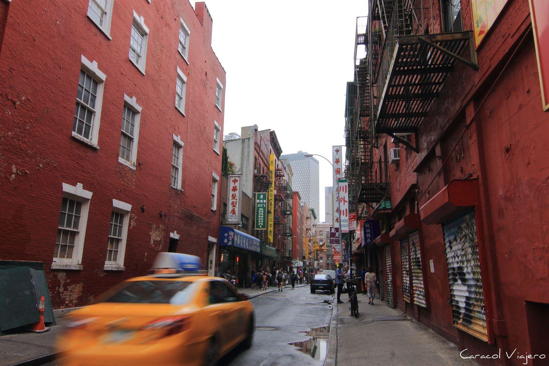 Chinatown en NYC, itinerario de 10 días en Nueva York