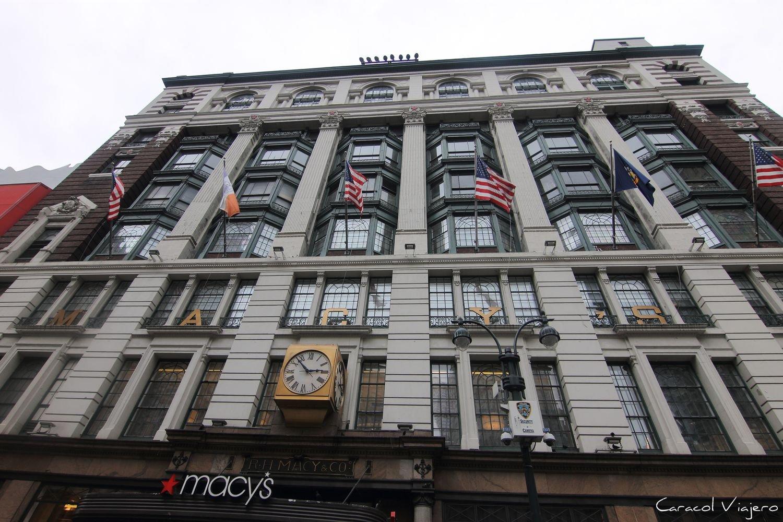 Macy's exterior