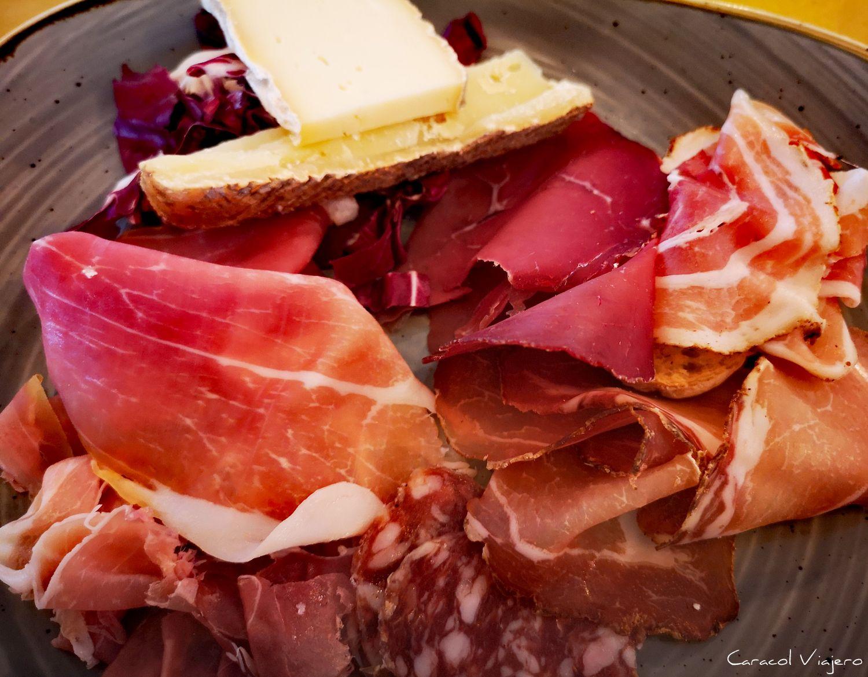 Italia gastronomía embutidos