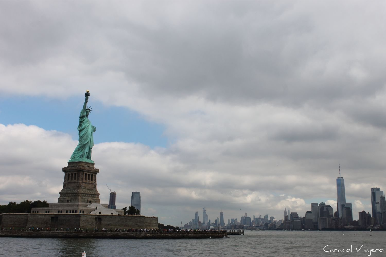Ferry en Battery Park - itinerario de 10 días en Nueva York