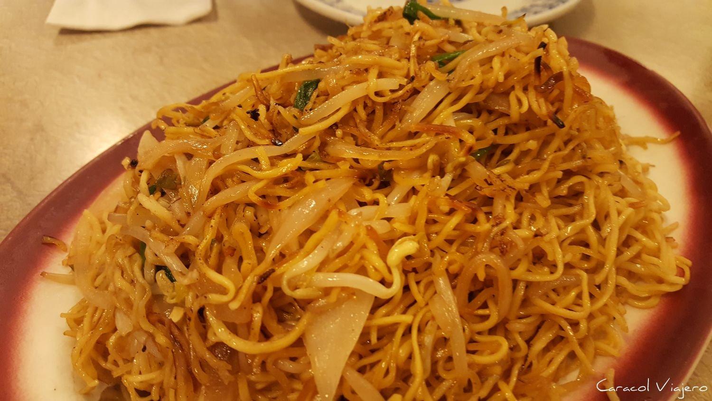 Chinatown comida