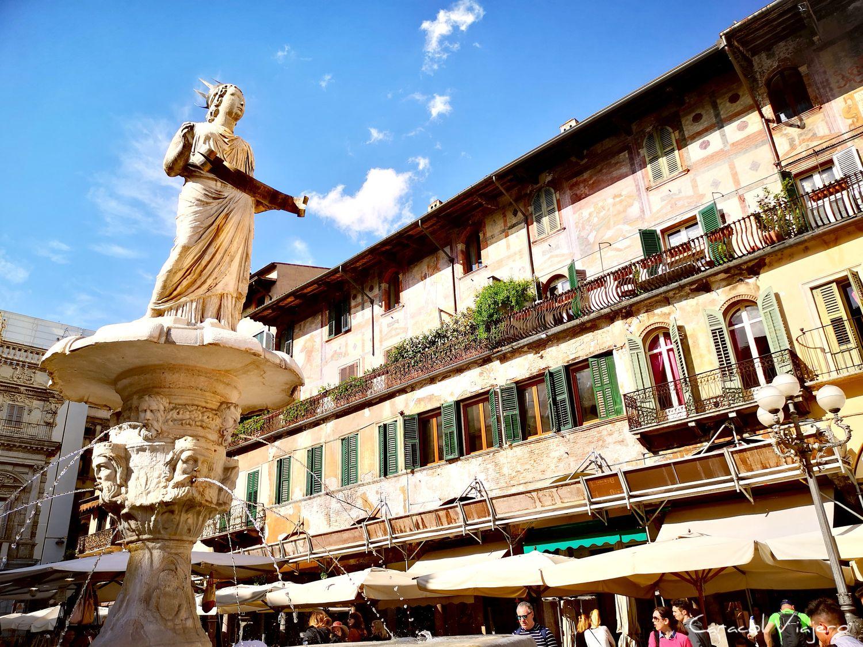 Madonna Verona fuente