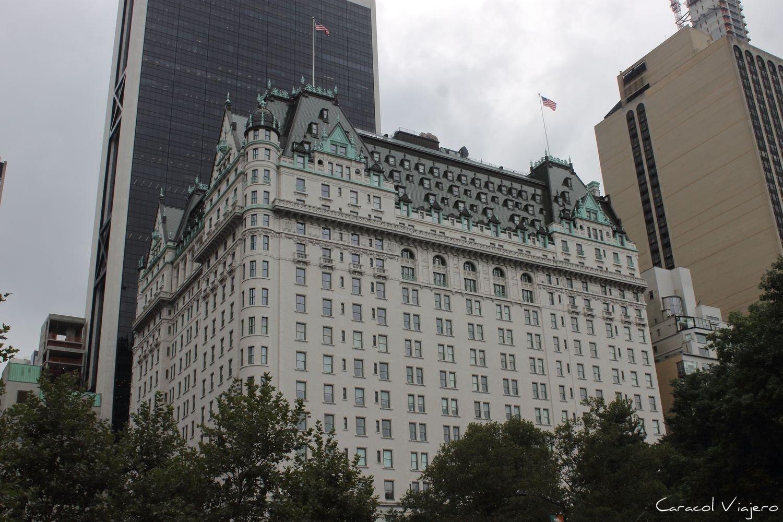 Hotel Plaza itinerario de 10 días en Nueva York