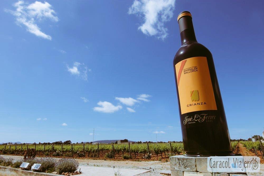 Bodegas Jose Luis Ferrer - ruta del vino en Mallorca