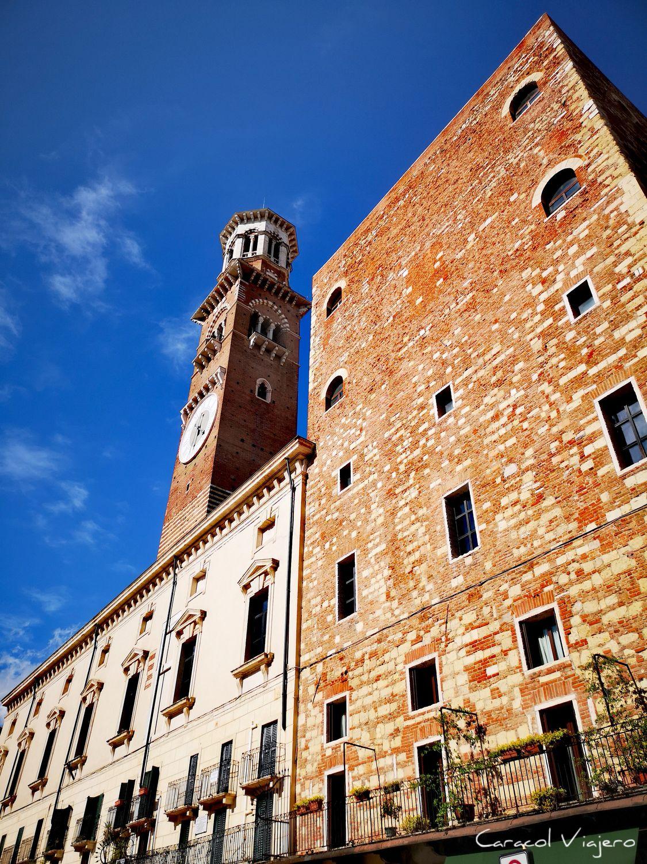 Torre Lamberti en Verona