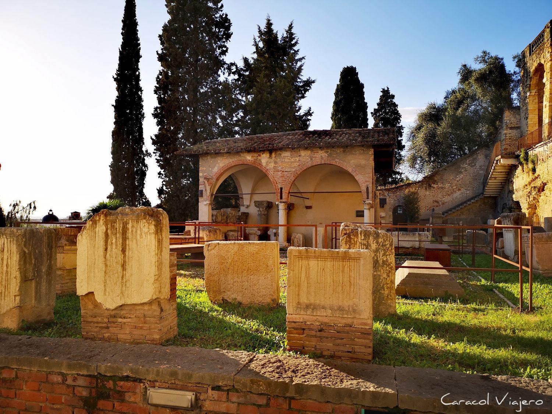 cosas que ver en Verona museo arqueológico