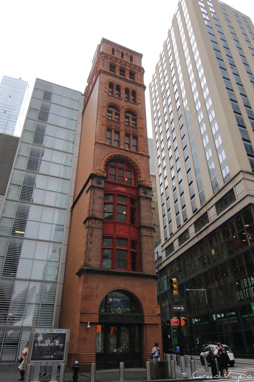 Nueva York edificios
