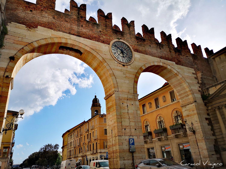 Portales de Bra - Verona