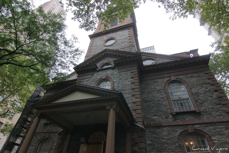 San Pablo iglesia